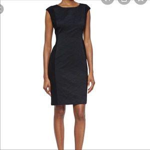 Lafayette 148 New York joss textured sheath dress